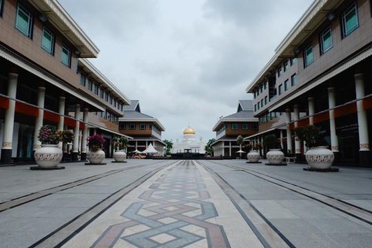 Xách balo lên, Brunei bình yên lắm - Ảnh 1.