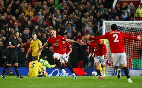 Man United rơi xuống vị trí thứ 10, ghế Solskjaer lung lay! - Ảnh 2.