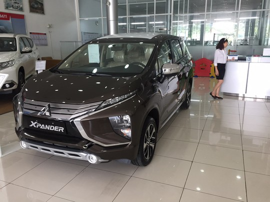Mitsubishi Việt Nam bất ngờ triệu hồi hơn 14.000 xe Xpander vì lỗi bơm xăng - Ảnh 1.