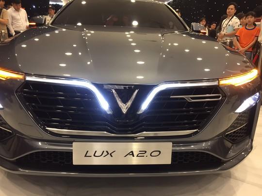 Ôtô VinFast tăng giá 50 triệu đồng từ 1-10 - Ảnh 1.