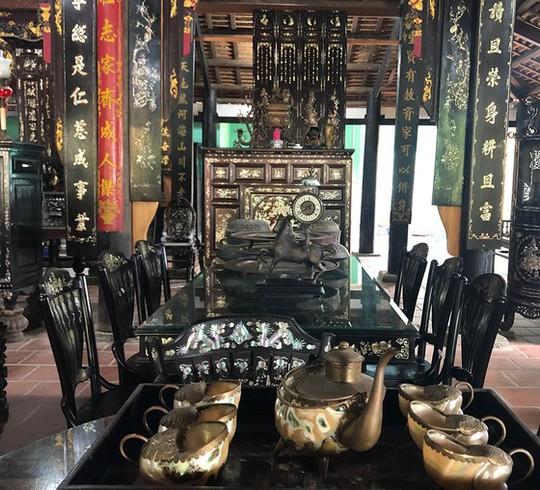 Choáng trước kho đồ cổ cất trong 1 ngôi nhà ở Lai Vung - Ảnh 12.