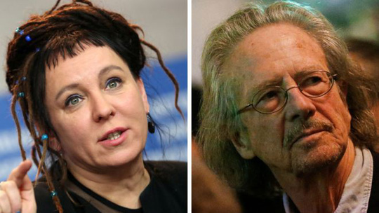 Trao cùng lúc hai giải Nobel Văn học năm 2018 và 2019 - Ảnh 1.
