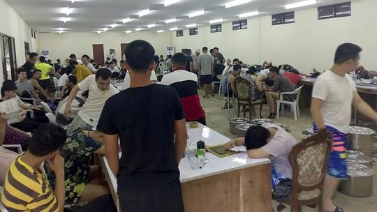 Tội phạm Trung Quốc hoành hành tại Philippines - Ảnh 1.