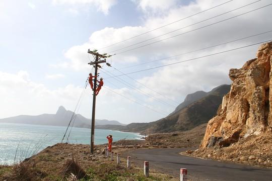 Bà Rịa - Vũng Tàu cam kết cung cấp đủ điện cho địa bàn - Ảnh 2.