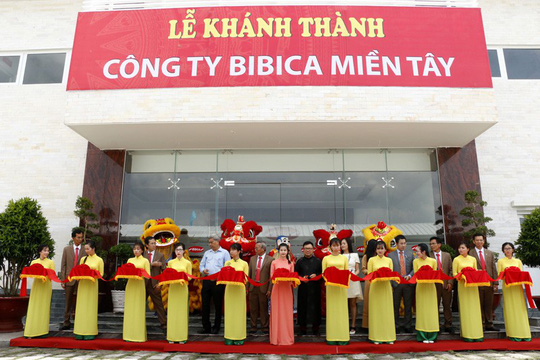 Khánh thành Công ty BIBICA miền Tây - Ảnh 1.