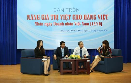 Nâng giá trị Việt cho hàng Việt - Ảnh 1.