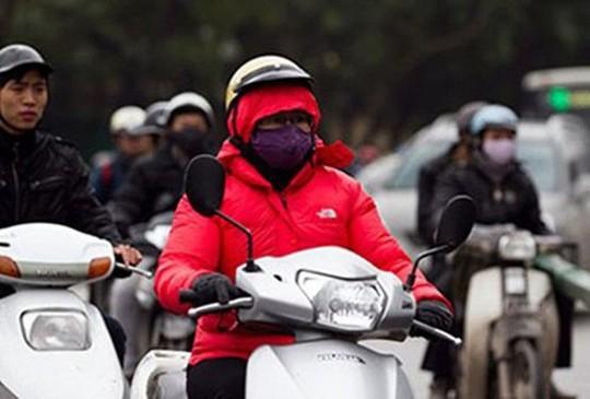 Không khí lạnh tràn về, miền Bắc có nơi rét 16 độ C - Ảnh 1.