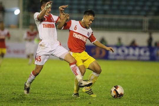 Hoàng Anh Gia Lai đại bại ngày ra quân Giải U21 quốc gia - Ảnh 1.