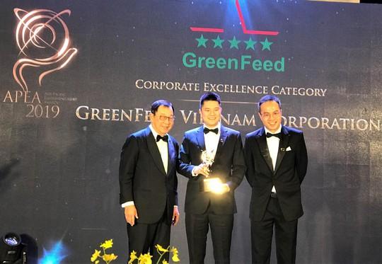 GreenFeed Việt Nam nhận giải thưởng Doanh nghiệp châu Á - Thái Bình Dương2019 - Ảnh 1.