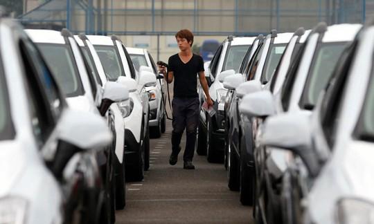 Công nghiệp ôtô Hàn Quốc trên đà suy thoái - Ảnh 1.