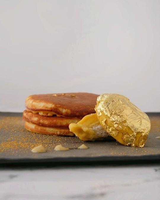 Món sầu riêng dát vàng 24k sang chảnh bậc nhất Singapore - Ảnh 4.