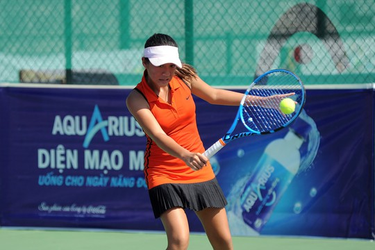 Tài năng trẻ tụ họp ở Giải Quần vợt Vô địch U14 châu Á – Nhóm A - Ảnh 1.