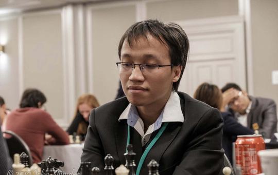 Quang Liêm, Trường Sơn tranh tài với siêu sao ở FIDE Grand Swiss - Ảnh 1.