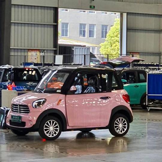 Ôtô điện mini 75 triệu đồng không dễ bán ở Việt Nam - Ảnh 1.