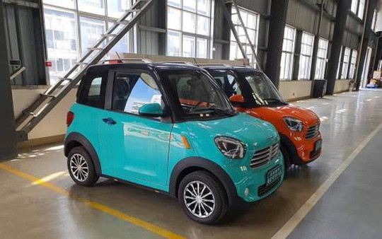 Ôtô điện mini 75 triệu đồng không dễ bán ở Việt Nam - Ảnh 2.