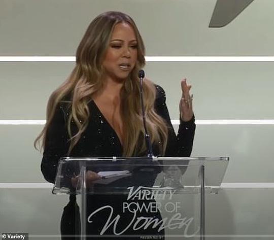 Mariah Carey được vinh danh phụ nữ quyền lực năm 2019 - Ảnh 4.