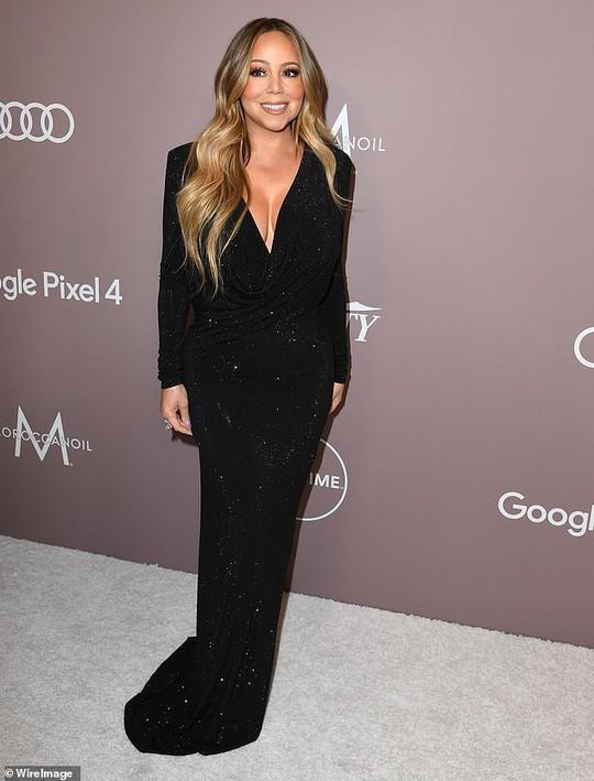 Mariah Carey được vinh danh phụ nữ quyền lực năm 2019 - Ảnh 1.