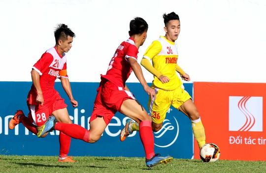 Phong độ kém, Hoàng Anh Gia Lai sớm chia tay Giải U21 quốc gia 2019 - Ảnh 2.