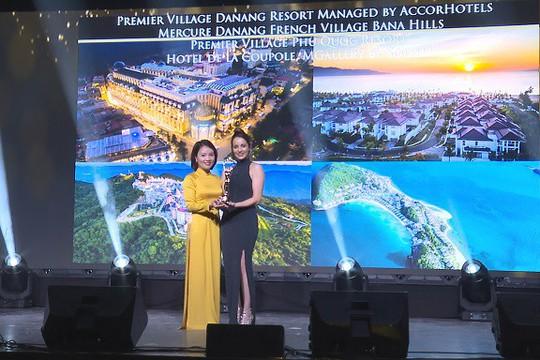 """""""Bão giải thưởng du lịch quốc tế"""" dành cho các công trình của Sun Group - Ảnh 1."""