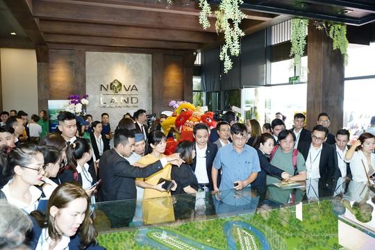 Novaland khai trương trung tâm bất động sản - Ảnh 4.