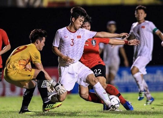 Kết quả hình ảnh cho Chủ nhà Thái Lan đại bại, U19 Việt Nam về nhì GSB Bangkok Cup