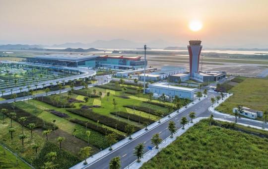 """Cảng Hàng không quốc tế Vân Đồn được trao giải thưởng """"Sân bay mới hàng đầu châu Á"""" - Ảnh 3."""
