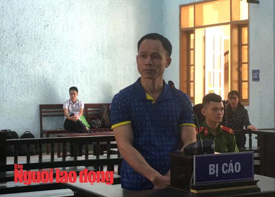 Thầy giáo hiếp dâm nữ sinh lớp 8 lĩnh 8 năm 6 tháng tù - Ảnh 1.