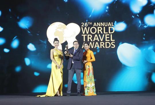 """Cảng Hàng không quốc tế Vân Đồn được trao giải thưởng """"Sân bay mới hàng đầu châu Á"""" - Ảnh 1."""