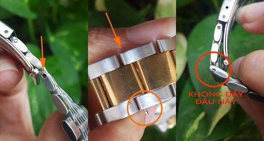 Bí kíp cắt mắt đồng hồ tại nhà, không cần công cụ chuyên dụng - Ảnh 2.