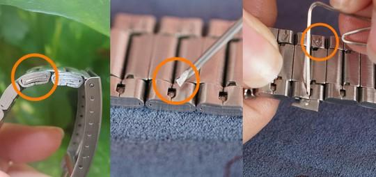 Bí kíp cắt mắt đồng hồ tại nhà, không cần công cụ chuyên dụng - Ảnh 3.