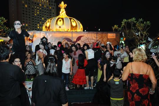 Đa dạng sắc thái sự kiện tháng 10 tại Khách sạn Rex Saigon - Ảnh 4.