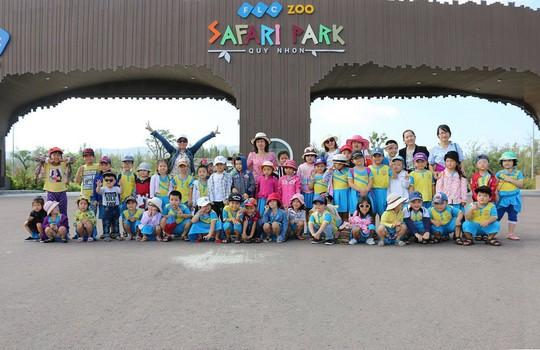 Khám phá FLC Zoo Safari Park – vườn thú độc đáo tại Quy Nhơn - Ảnh 6.