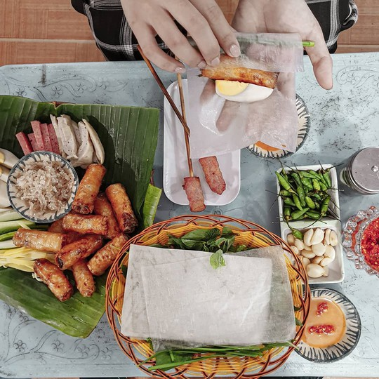 Răng mực và những món ngon Phan Thiết hút tín đồ ẩm thực - Ảnh 3.