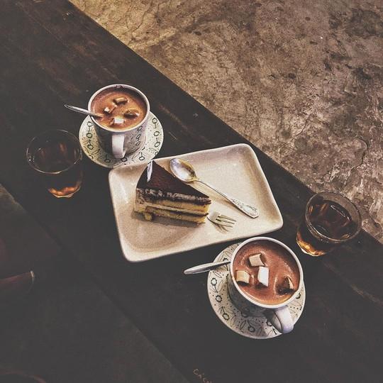 Những thức uống ấm lòng khi Hà Nội vào tiết trời đông - Ảnh 3.