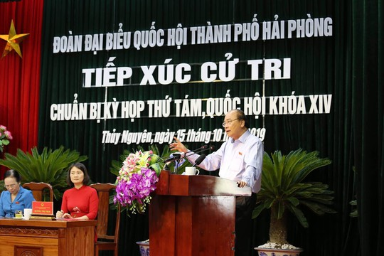 Thủ tướng Nguyễn Xuân Phúc: Không vì lợi ích kinh tế mà bỏ qua môi trường - Ảnh 3.