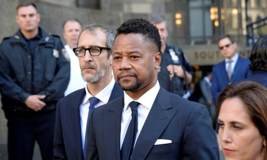 Diễn viên thắng Oscar liên tục bác cáo buộc sàm sỡ - Ảnh 1.