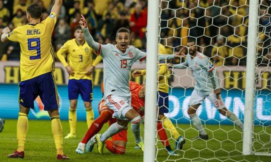 Tây Ban Nha giành vé dự Euro, gieo sầu cho Quỷ đỏ Man United - Ảnh 7.