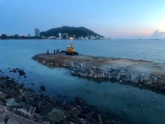 Choáng với dự án độc chiếm 1 phần bãi biển Vũng Tàu nhìn từ trên cao - Ảnh 6.
