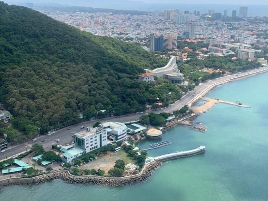 Choáng với dự án độc chiếm 1 phần bãi biển Vũng Tàu nhìn từ trên cao - Ảnh 3.