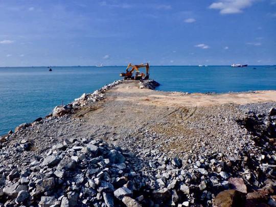 Choáng với dự án độc chiếm 1 phần bãi biển Vũng Tàu nhìn từ trên cao - Ảnh 10.