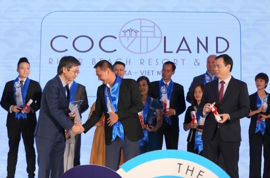 Resort 4 sao đầu tiên tại Quảng Ngãi thắng giải Resort xanh và thân thiện với môi trường - Ảnh 4.