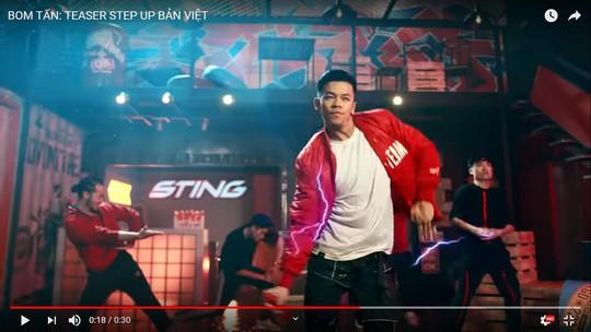Đu đưa cùng Trọng Hiếu trong Step Up Việt - Ảnh 3.