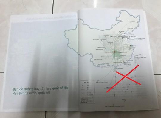 """Chấn chỉnh quảng bá ấn phẩm du lịch sau vụ Saigontourist để lọt tài liệu có đường lưỡi bò"""" - Ảnh 1."""