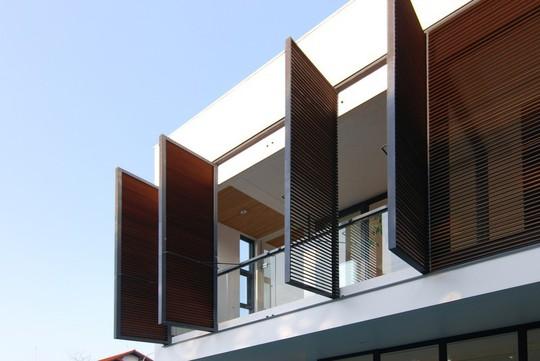 Ngôi nhà tại TP HCM sở hữu không gian đẹp từ ngoài vào trong - Ảnh 3.