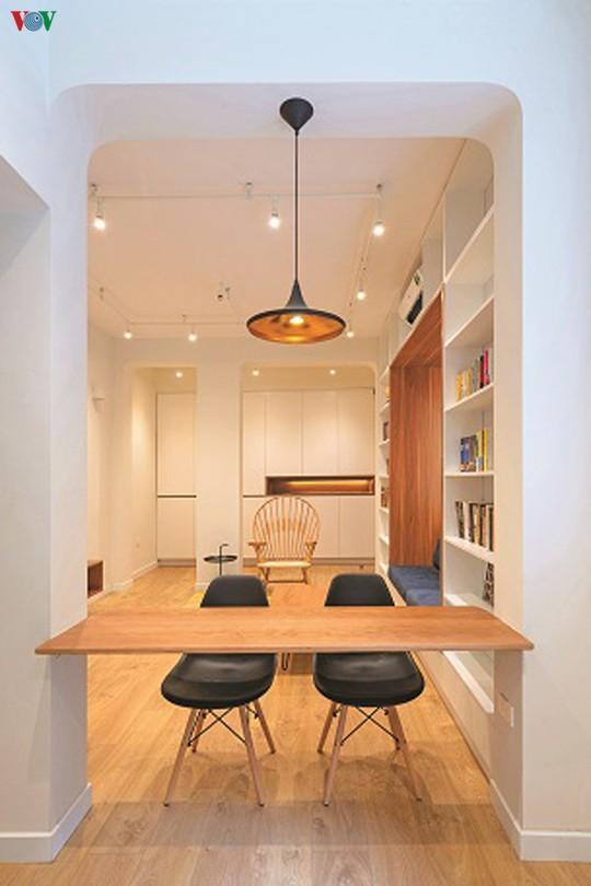 Cải tạo căn hộ cũ thành không gian sống đẹp - Ảnh 6.