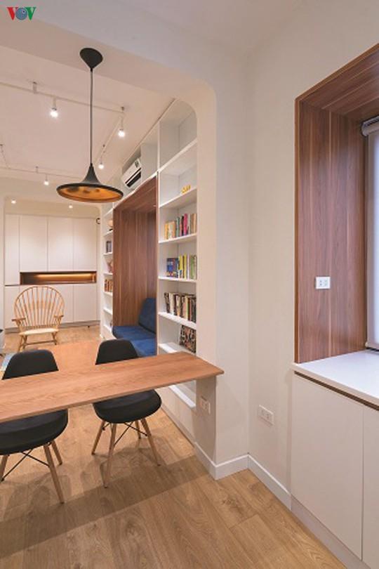Cải tạo căn hộ cũ thành không gian sống đẹp - Ảnh 7.