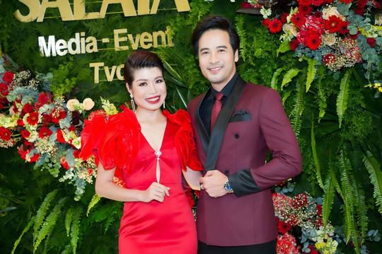 Diễn viên Đoàn Minh Tài ra mắt Công ty Truyền thông và Sự kiện Salata - Ảnh 1.