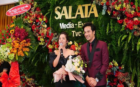 Diễn viên Đoàn Minh Tài ra mắt Công ty Truyền thông và Sự kiện Salata - Ảnh 3.