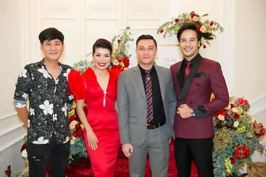 Diễn viên Đoàn Minh Tài ra mắt Công ty Truyền thông và Sự kiện Salata - Ảnh 4.