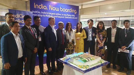 IndiGo mở đường bay TP Kolkata (Ấn Độ) - TP HCM - Ảnh 1.